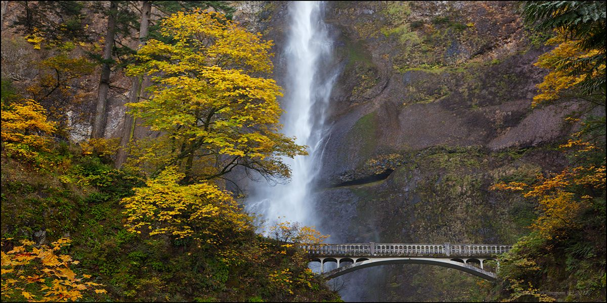 Photo of Columbia River Gorge