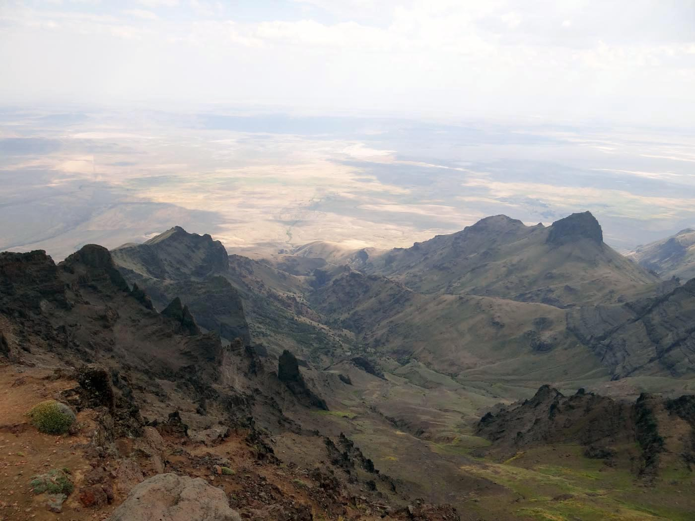 Steens Summit