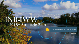 INR-IWW 2018+ Strategic Plan