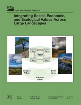 Cover of USGS General Technical Report, November 2014