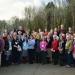 Photo of participants in the December 4, 2015, WW2100 Learning and Action Network Workshop. Photo credit:  Kayla Martin, OSU