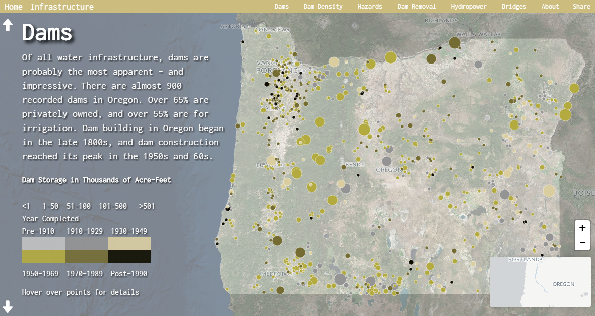 Oregon Water Atlas image